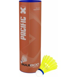 PACIFIC NYLON SHUTTLES MAX 800 míče